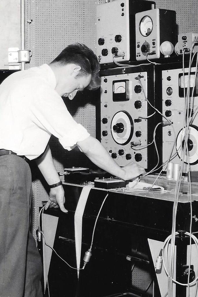 Bernt Malmqvist 1960s